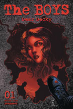 Image: Boys: Dear Becky #1 (Web Super Special) - Dynamite