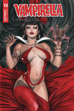 Image: Vampirella #10 (cover B - March) - Dynamite