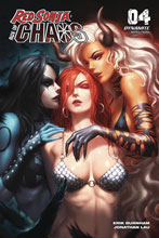 Image: Red Sonja: Age of Chaos #4 (incentive 1:10 cover - Kunkka) - Dynamite