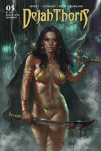 Image: Dejah Thoris #5 (2019) (cover A - Parrillo) - Dynamite