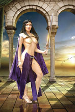 Image: Dejah Thoris Vol. 03 #5 (incentive 1:30 cover - Cosplay virgin) - Dynamite