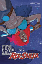 Image: Killing Red Sonja #2 (cover A - Ward) - Dynamite
