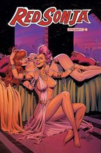 Image: Red Sonja Vol. 05 #15 (incentive 1:10 cover - Pepoy Seduction) - Dynamite