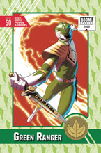 Image: Mighty Morphin Power Rangers #50 (incentive 1:25 cover - Anka) - Boom! Studios