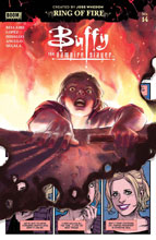 Image: Buffy the Vampire Slayer #14 (cover A - Lopez) - Boom! Studios