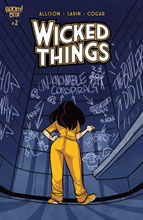 Image: Wicked Things #2 (cover A - Sarin) - Boom! - Boom! Box