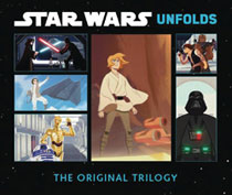 Image: Star Wars Unfolds: Original Trilogy  - Abrams Books For Young Readers