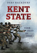 Image: Kent State: Four Dead in Ohio GN  - Abrams Comicarts
