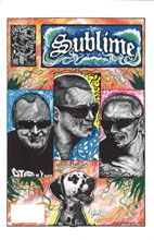 Image: Rock & Roll Biographies: Sublime  - Acme Ink