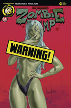Image: Zombie Tramp #71 (cover F - Herman risque) - Action Lab - Danger Zone