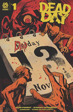 Image: Dead Day #1 (incentive 1:15 cover - Francavilla)  [2020] - Aftershock Comics