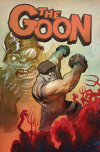 Image: Goon #11 (cover A - Powell) - Albatross Funnybooks