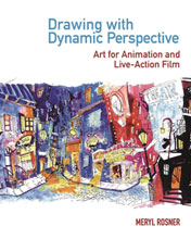 Image: Drawing with Dynamic Perspective: Art for Animation & Film  - Allworth