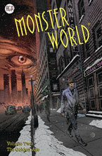 Image: Monster World Vol. 02: Golden Age SC  - American Gothic Press