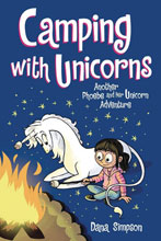 Image: Phoebe & Her Unicorn Vol. 11: Camping with Uncorns GN  - Amp! Comics For Kids