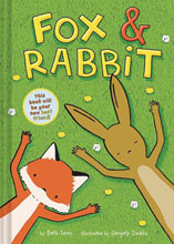 Image: Fox & Rabbit Vol. 01 GN  (Young Readers) - Amulet Books
