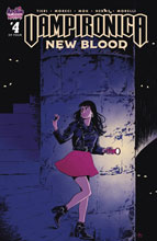 Image: Vampironica: New Blood #4 (cover A - Mok) - Archie Comic Publications