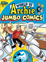Image: World of Archie Jumbo Comics Digest #98 - Archie Comic Publications