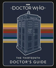 Image: Doctor Who Handbook: 13th Doctor's Guide  - BBC Books