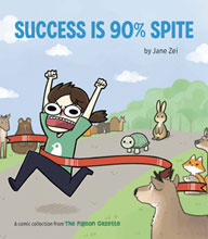 Image: Success Is 90 Percent Spite SC  - Chronicle Books