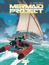 Image: Mermaid Project Vol. 04: Episode 4 GN  - Cinebook