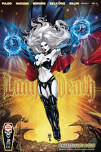 Image: Lady Death: Scorched Earth #2 (cover A - standard) - Coffin Comics