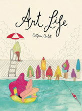 Image: Art Life GN  - Conundrum Press