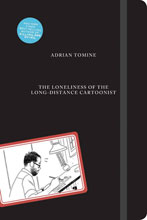 Image: Loneliness of a Long-Distance Cartoonist Tomine HC  - Drawn & Quarterly