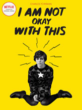 Image: I Am Not Okay with This GN  (Netflix edition) - Fantagraphics Books
