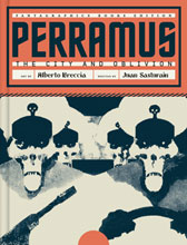 Image: Perramus: The City and Oblivion HC  - Fantagraphics Books
