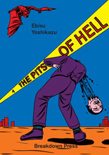 Image: Pits of Hell GN SC  - Fantagraphics Books