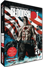 Image: Bloodshot Digital Comic Book Collection  - Graphic Imaging Technologies