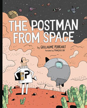 Image: Postman from Space GN  - Holiday House