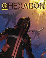 Image: Hexagon #2 (cover B - Raapack) - Impact Theory, LLC