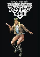 Image: Aztec Ace Complete Collection HC  - It's Alive