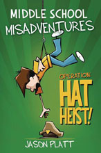 Image: Middle School Misadventures Vol. 02: Hat Heist GN  - Little Brown Book For Young Re
