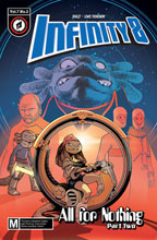 Image: Infinity 8 #20 (All for Nothing Part Two) - Magnetic Press Inc.