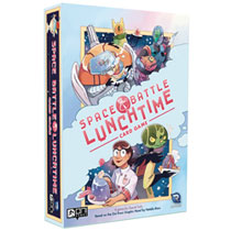 Image: Space Battle Lunchtime Card Game  - Oni Press Inc.
