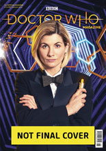Image: Doctor Who Magazine #551 - Panini Publishing Ltd