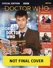 Image: Doctor Who Magazine Special #55 - Panini Publishing Ltd