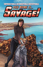 Image: Her Name Is Savage Vol. 01 GN  - Paper Movies