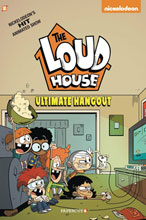 Image: Loud House Vol. 09: Ultimate Hangout HC  - Papercutz