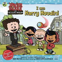 Image: Xavier Riddle & Secret Museum: I Am Harry Houdini SC  - Penguin Young Readers