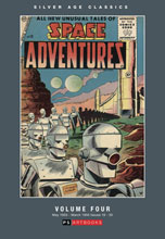 Image: Silver Age Classics Space Adventures Vol. 04 HC  - PS Artbooks