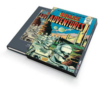 Image: Silver Age Classics Space Adventures Vol. 04  (Slipcase edition) - PS Artbooks