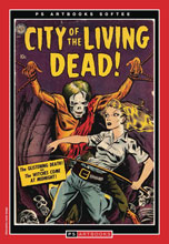 Image: Weird Adventures Softee Vol. 01: City of Living Dead  (variant cover) - PS Artbooks