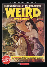 Image: Weird Mysteries Magazine #1 - PS Artbooks