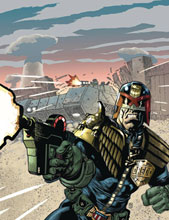 Image: Judge Dredd Megazine #419 - Rebellion / 2000AD