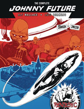 Image: Complete Johnny Future HC  - Rebellion / 2000AD