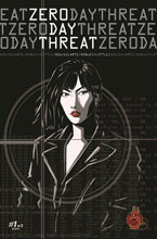 Image: Zero Day Threat #1 (incentive 1:10 cover - Pia Guerra) - Red 5 Comics - Stonebot